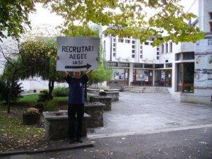 recrutari aegee iasi 2011