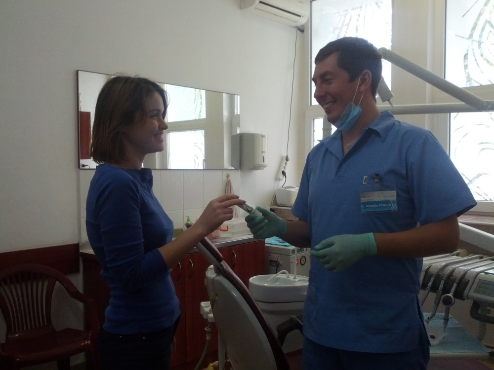Recomand: cabinet stomatolog din Iaşi (3/4)