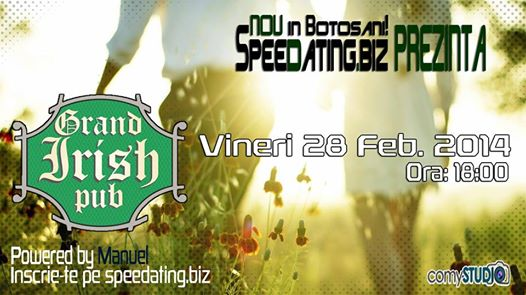 speed dating botosani