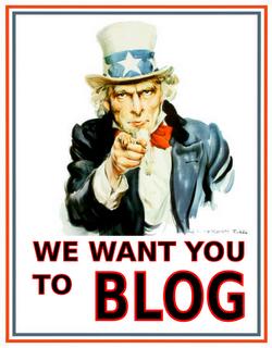 WeWantYouToBlog