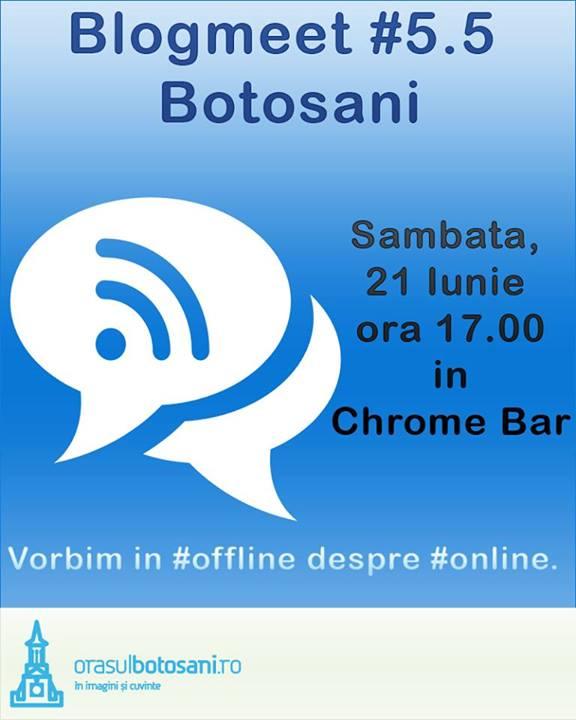 blogmeet 5.5 botosani