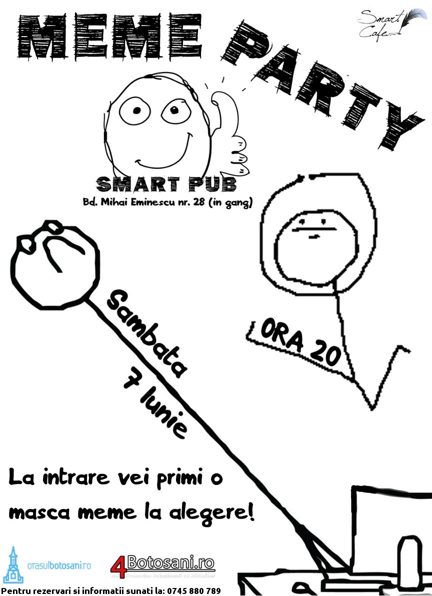 meme party afis ver4